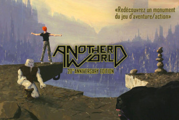 Another World sur iPad, iPhone et iPod Touch