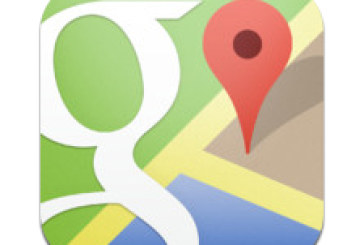 Google Maps maintenant disponible sur iOS