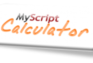 MyScript Calculator: Une calculatrice manuscrite pour votre iPhone ou iPad!