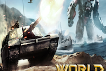 World at Arms: Partez en guerre sur iOS!