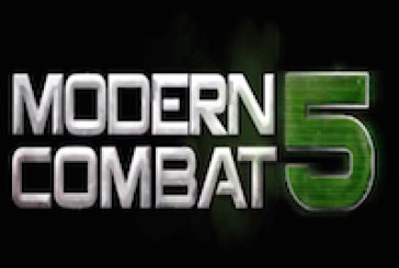 Modern Combat 5: Blackout sur iPhone et iPad