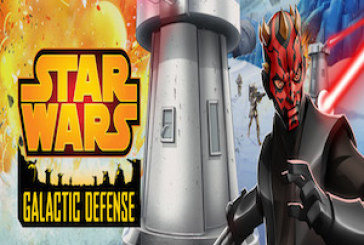 Star Wars Galactic Defense sur iPhone, iPad!