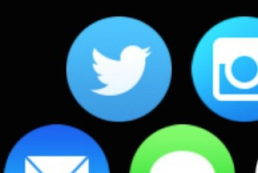 Twitter sur l'Apple Watch