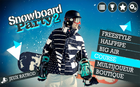 Snowboard Party 2 c